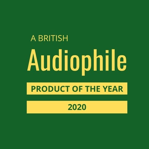 Product of the year - British Audiophile: Acoustic Energy AE 1 Active Aktivlautsprecher