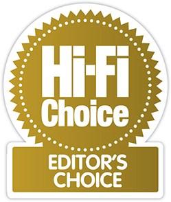 Editors Choice in der Hi-fi Choice: Aktivlautsprecher AE 1 von Acoustic Energy