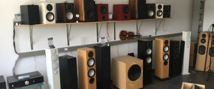 Neuer ACOUSTIC ENERGY Lautsprecher & Hifihändler in Flintbek bei Kiel