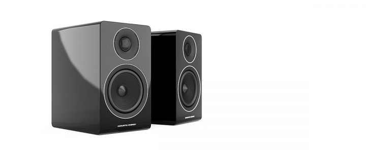 ACOUSTIC ENERGY AE 300 in der Audio Video – 5 Stars