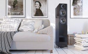 Acoustic Energy Lautsprcher beim Hifihändler in Dresden