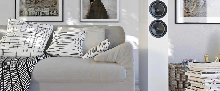 ACOUSTIC ENERGY AE  309 – Gruppentest in der What Hifi?