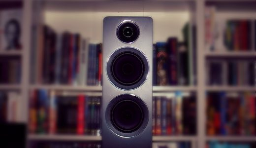 Acoustic Energy AE 109 bei audisseus.de im Test