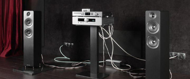 ACOUSTIC ENERGY AE 109 bei SalonAudioVideo – …nahezu perfekt