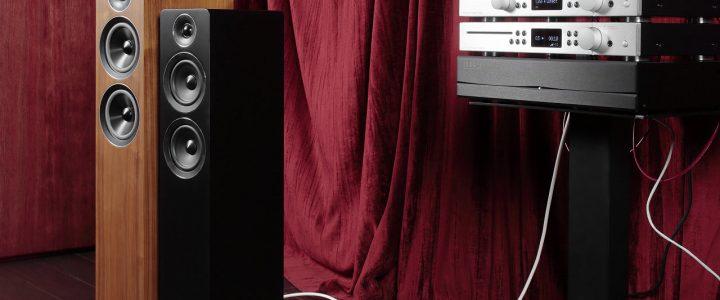"ACOUSTIC ENERGY AE 309 bei SalonAudioVideo -""…überzeugende Ergebnisse"""