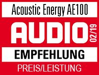 AE100 Review in AUDIO 02-2019