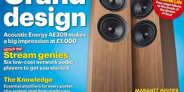 "ACOUSTIC ENERGY AE 309 – Hifi Choice ""Recommended"""