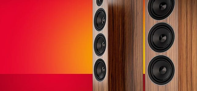 "ACOUSTIC ENERGY AE 120 ""The Tower"" in der HifiClass – 5 Sterne"