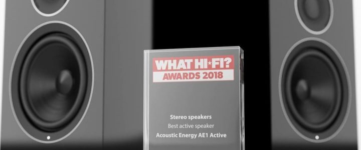 What Hifi Award 2018: AE 1 Active