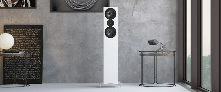 Neuheit: Acoustic Energy AE 509