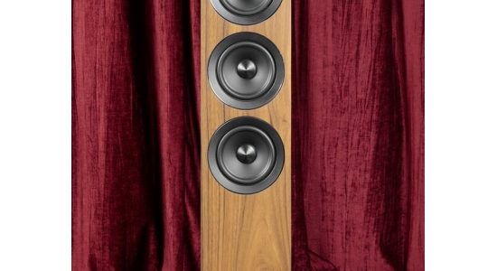 Acoustic Energy AE 120 auf hifi-review.com