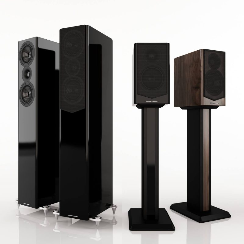 AE 500er Serie von Acoustic Energy