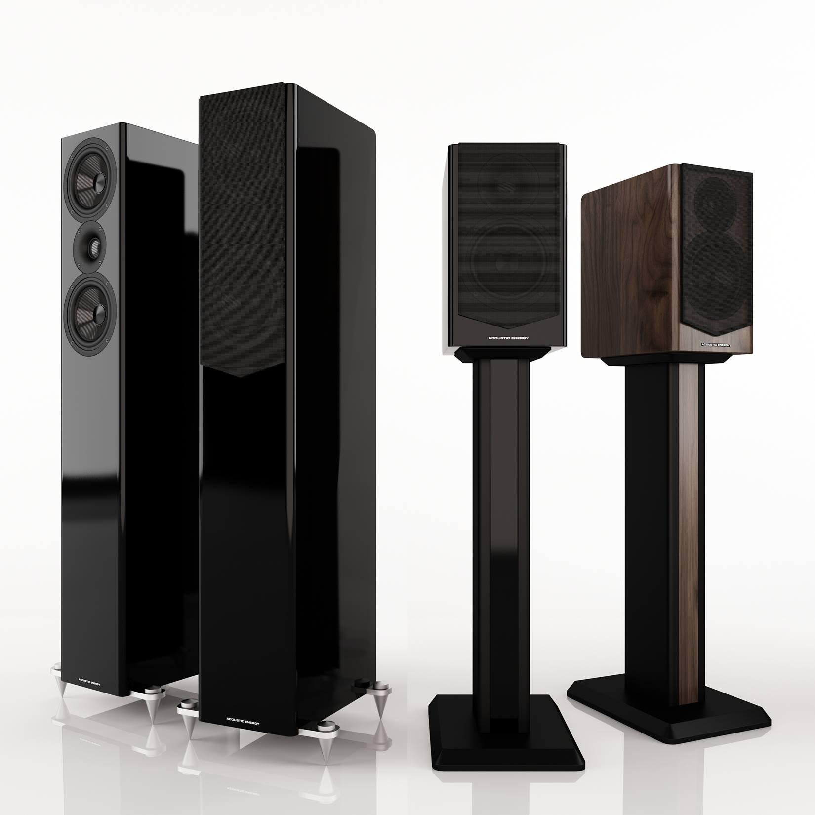 Lautsprecher AE 500er Serie von Acoustic Energy