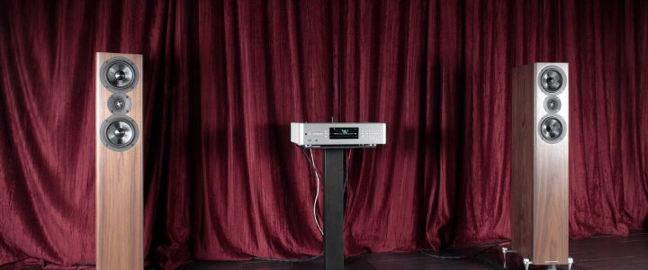 ACOUSTIC ENERGY AE 509 bei SalonAudioVideo