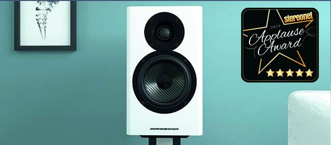 Applause Award für ACOUSTIC ENERGY AE 500