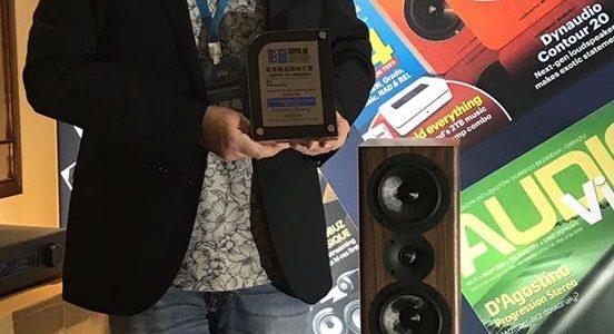 Super AV Award für AE 509