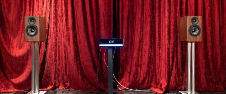 "ACOUSTIC ENERGY AE 500 in der Stereo & Video: ""Rücksichtslos detailliert"""
