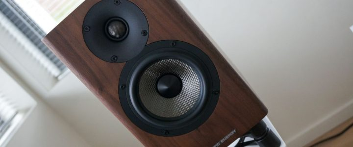 Test ACOUSTIC ENERGY AE 500 Alpha Audio