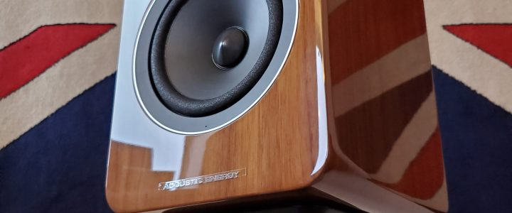 "ACOUSTIC ENERGY AE 1 Active – Jazziz ""Bookshelf Loudspeaker Buyer's Guide"""