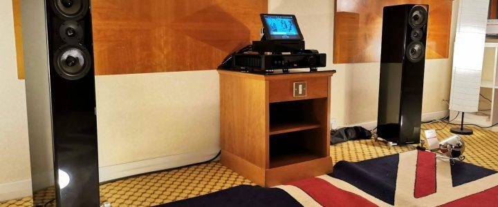 Messenachlese Bristol Hi-Fi Show 2020 von stereonet