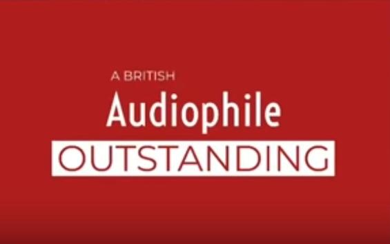 "Outstanding titel ""A British Audiophile"" über den Aktivlautsprecher AE 1 Active"