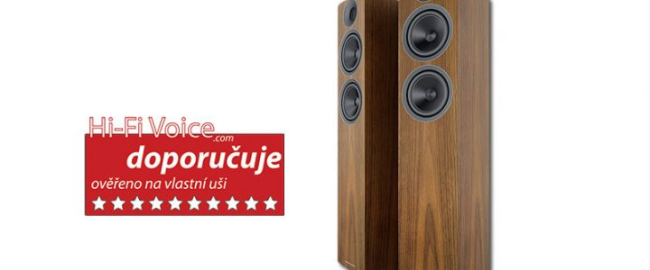 ACOUSTIC ENERGY AE 309 – Hifi-Voice.com – 10 Sterne