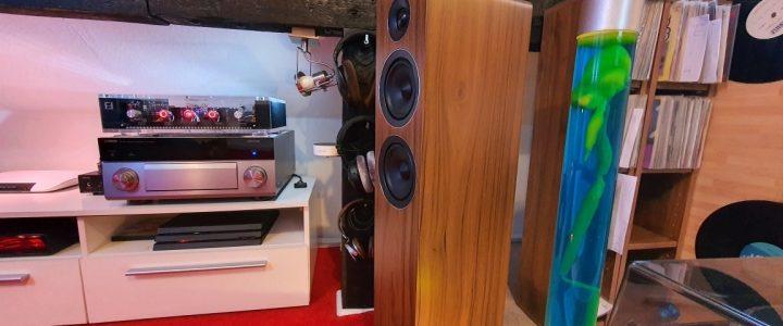 """Acoustic Energy Standlautsprecher bei Speakershocker """"Feine englische Art?"""""""