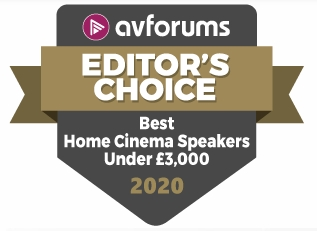 AVForums: Best Home Cinema Speakers bis £3,000 – Acoustic Energy AE 300