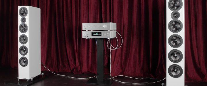 "ACOUSTIC ENERGY AE 520 bei SalonAudioVideo ""Expertenauswahl"""