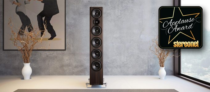 Applause Award für ACOUSTIC ENERGY AE 520