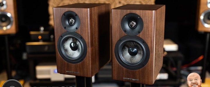 Pursuit Perfect Megatest Sound-Demo: Acoustic Energy AE 500