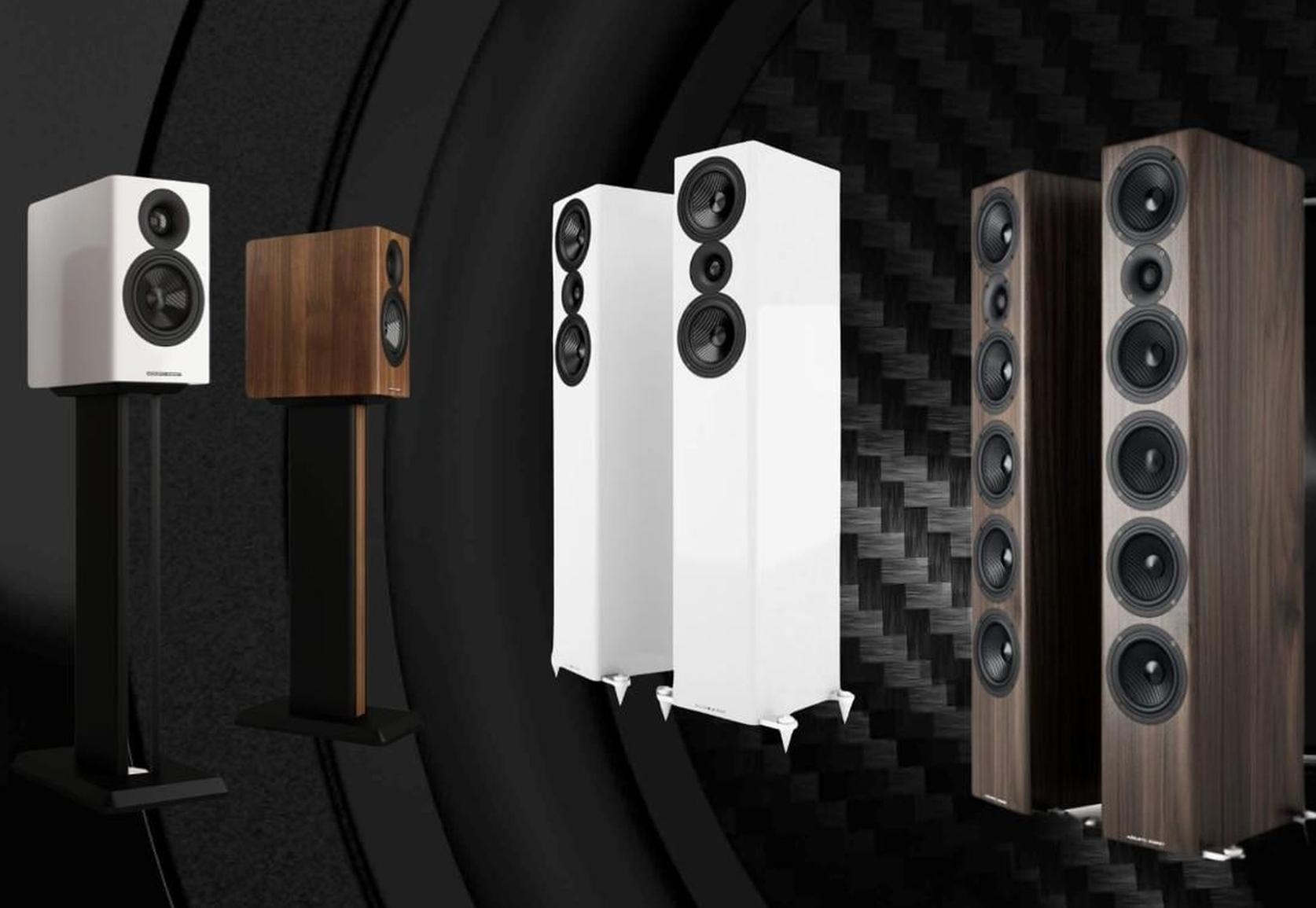 Acoustic Energy AE 500 Lautsprecher Range