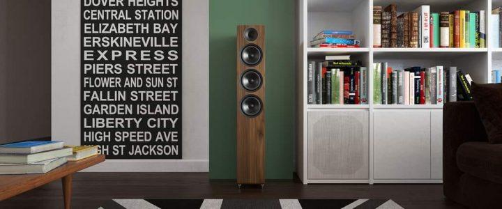 Stark unterschätzt! Acoustic Energy Lautsprecher AE 320